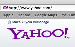 Domain Name Yahoo