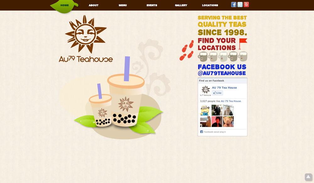 Au79 Teahouse