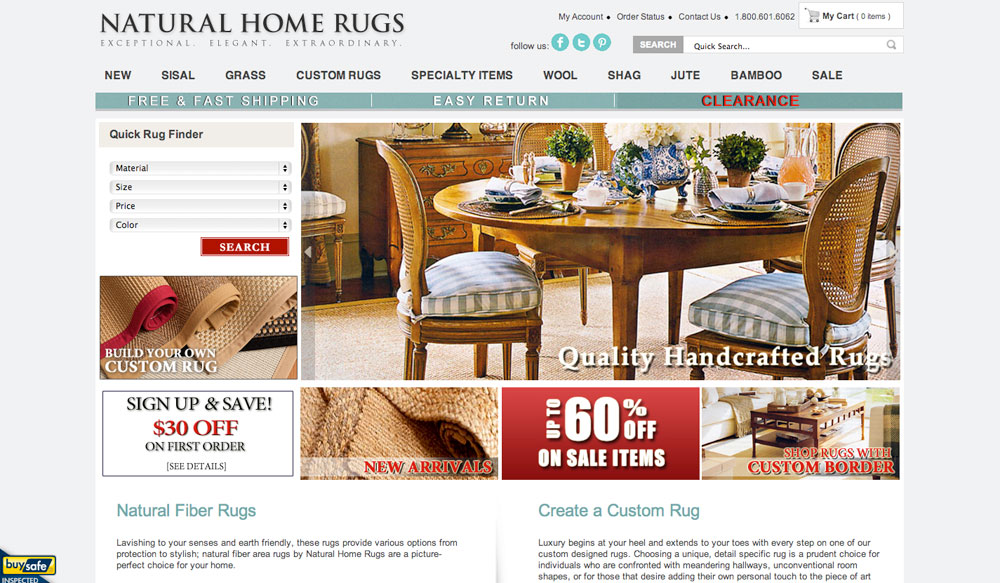 Natural Home Rugs Roselawnlutheran