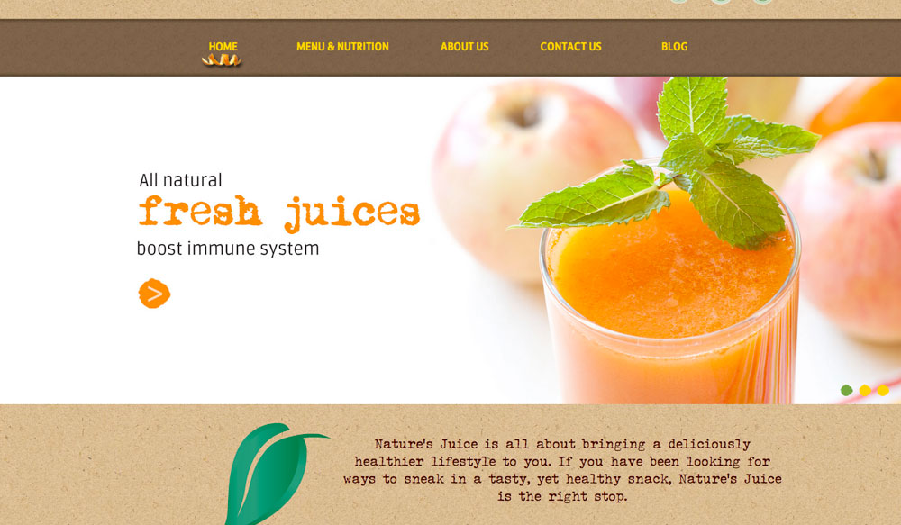 Nature's Juice