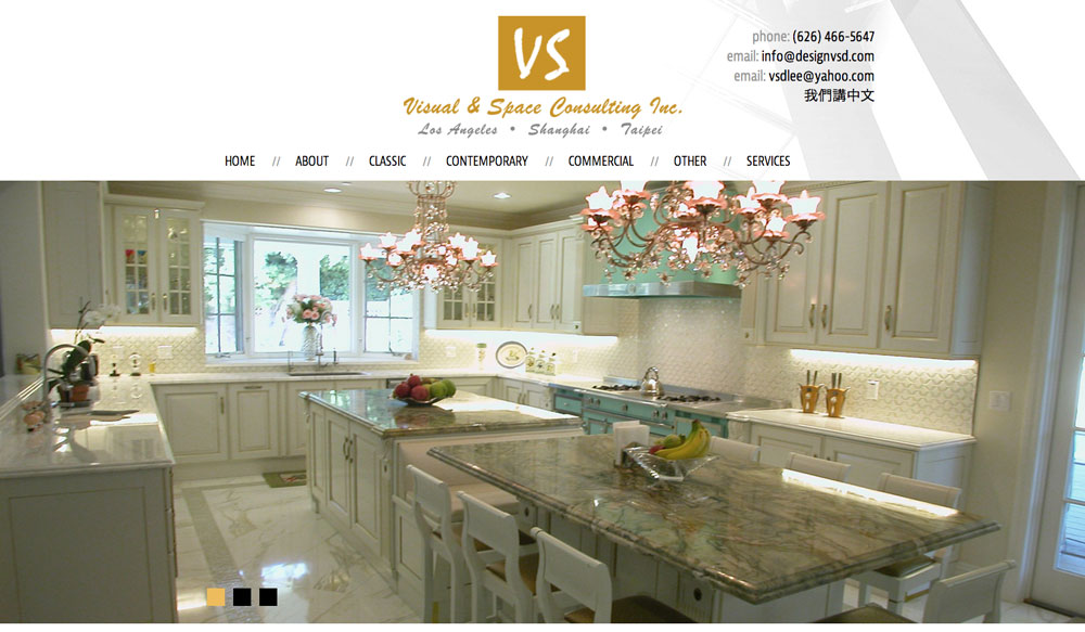 Visual Space Consulting Inc.