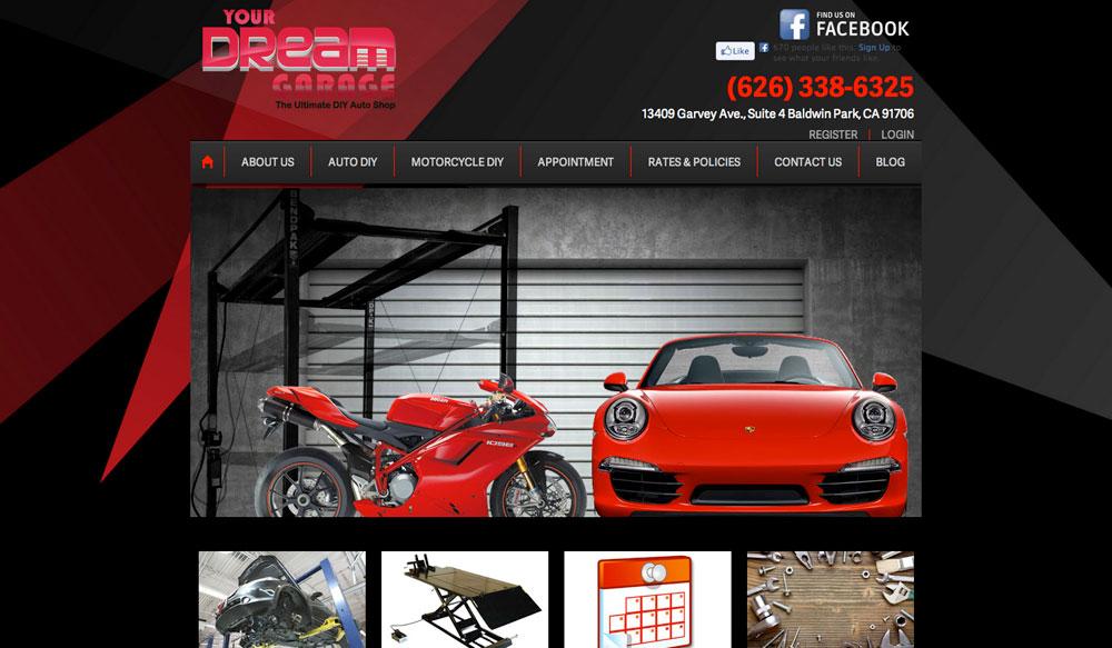 Ur Dream Garage
