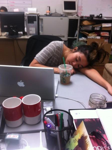Mundane Office Life