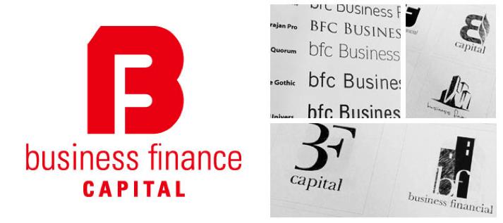 BFC Business Capital Logo Design
