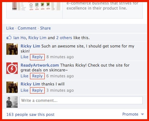 Quick Tips: Facebook Comments