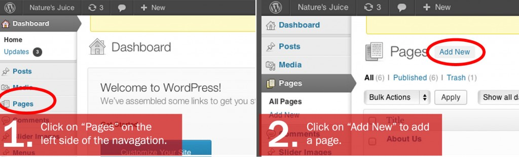 7 Simple Features for Updating Your WordPress Website