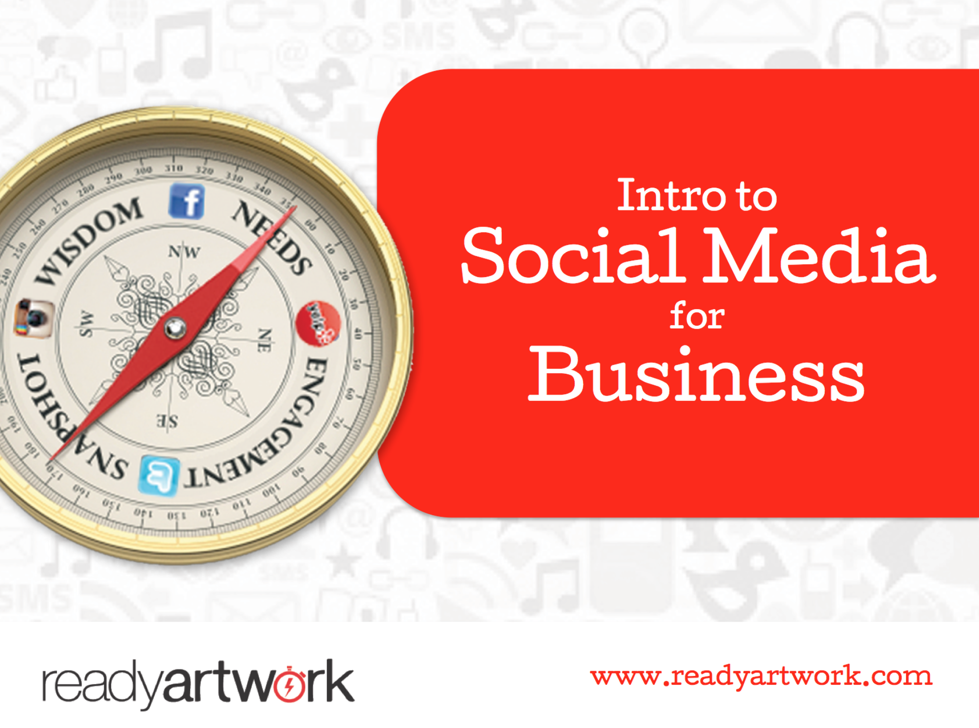 Download: Intro to Social Media for Business Owners Presentation