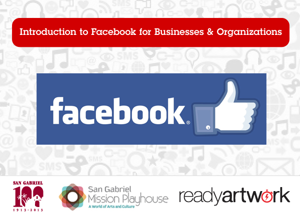 FREE Workshop – Introduction to Facebook for Businesses