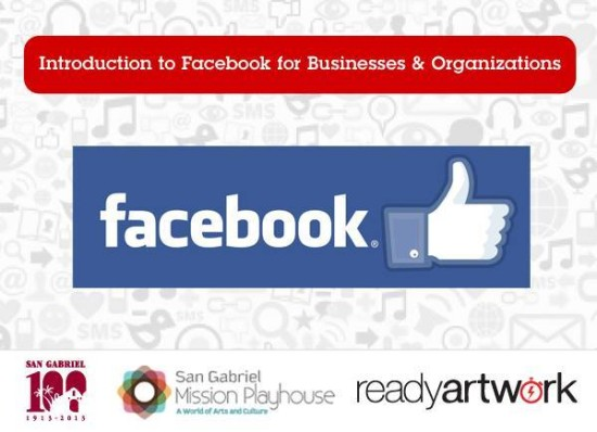 Introduction to Facebook for Business Workshop