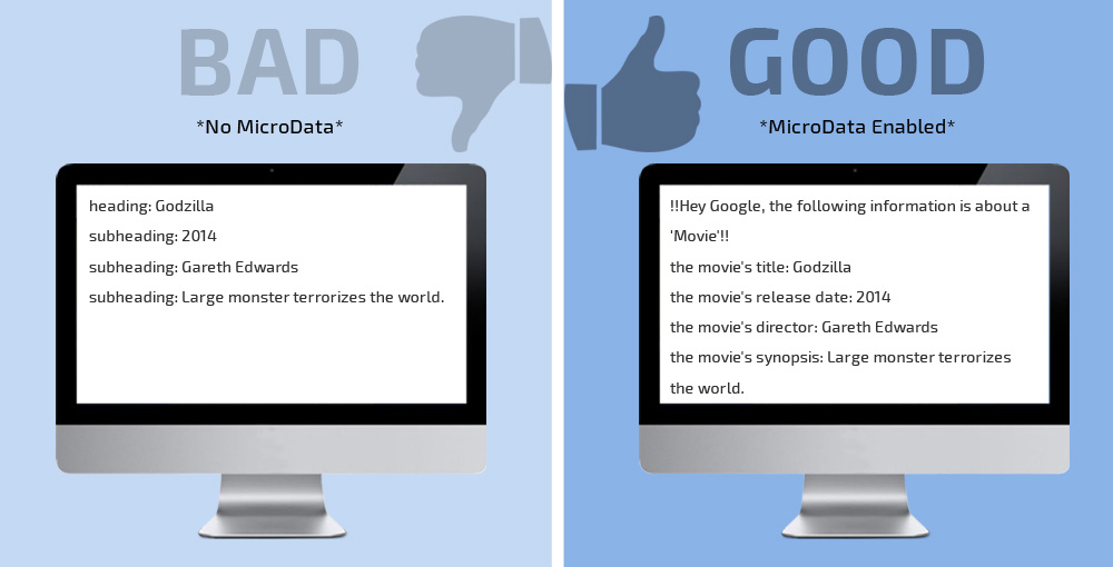 Increase your SEO with MicroData