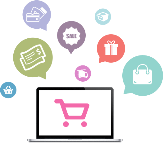ECommerce Websites Ready Artwork