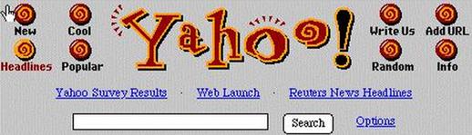 Yahoo History 1994