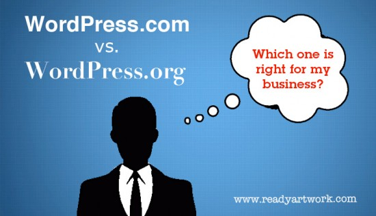 WordPress.com vs WordPress.org – Which to Choose for Your Website