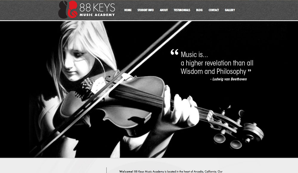 88 Keys Music Academy