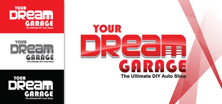 Your Dream Garage Logo Design