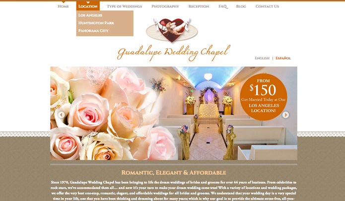 Guadalupe Wedding Chapel