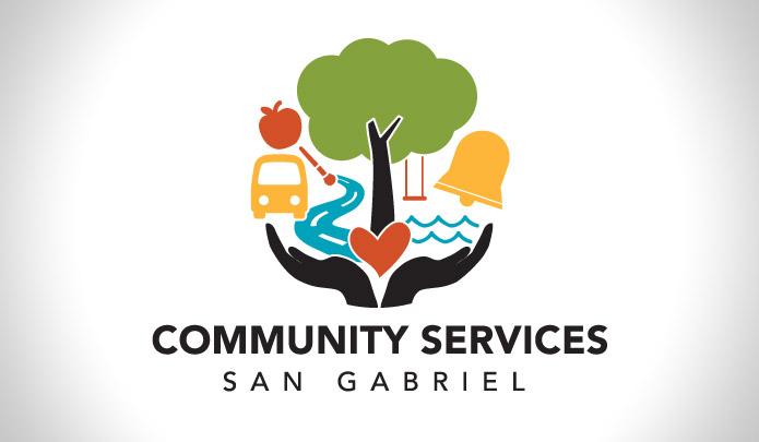 San Gabriel Community Services Logo