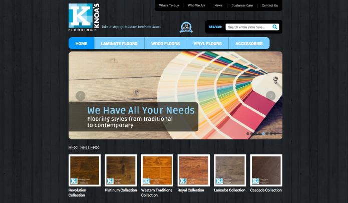 Knoa's Flooring