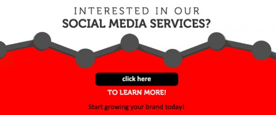 Social media services quote ready artwork