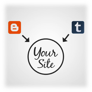 generate website Traffic with blogging