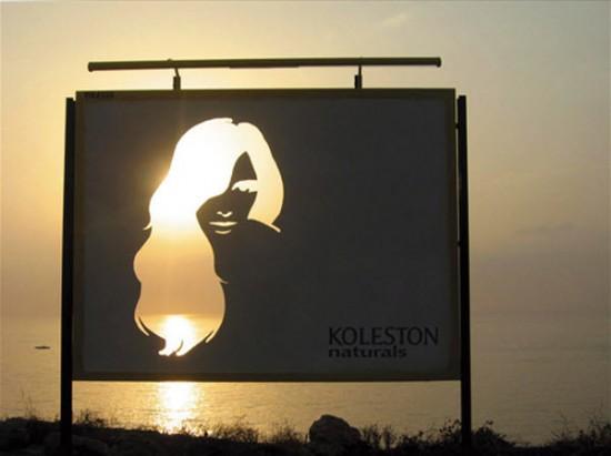 Kolestron Naturals Billboard