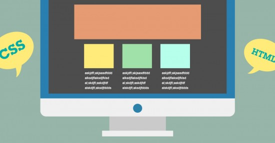 html and css quick website improvements