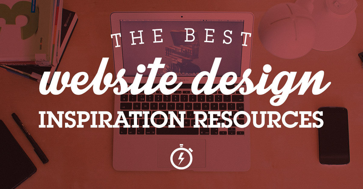 The Best Website Design Inspiration Resources