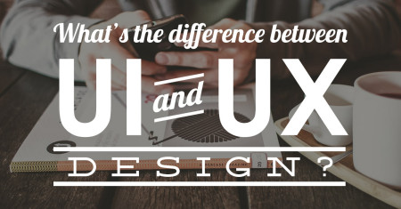 What's the Difference Between UI and UX Design?