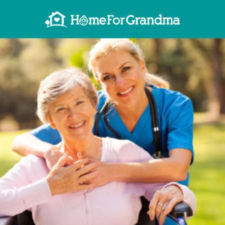 home for grandma portfolio
