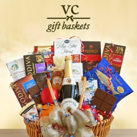 vc gifts basket website portfolio