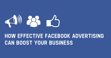 facebook advertising boost business