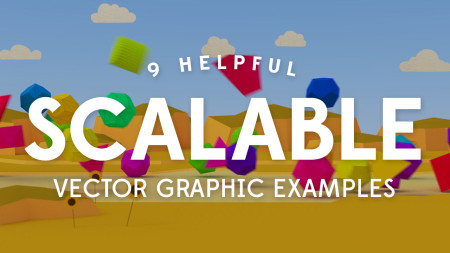9 Helpful Scalable Vector Graphic Examples
