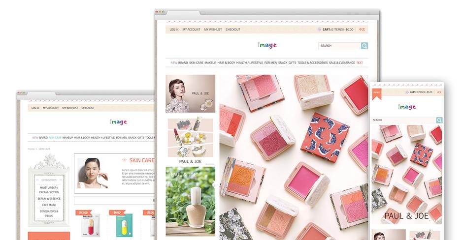 Image Beauty Store
