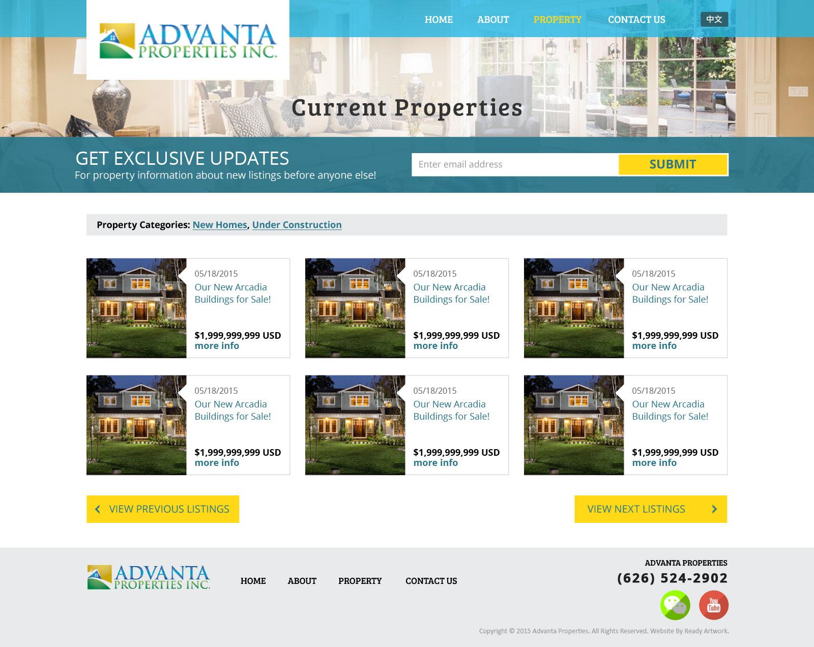 Advanta Web Design