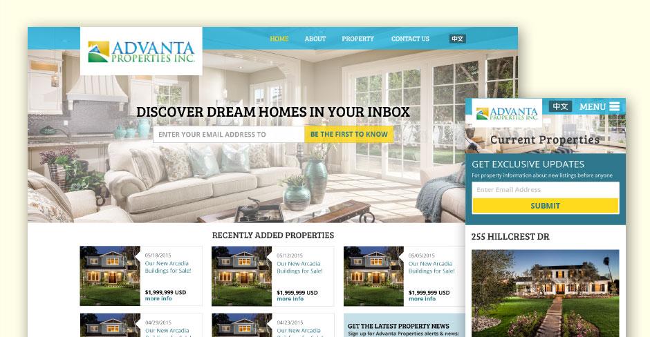 Advanta Properties