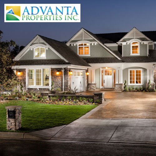 advanta properties responsive website design