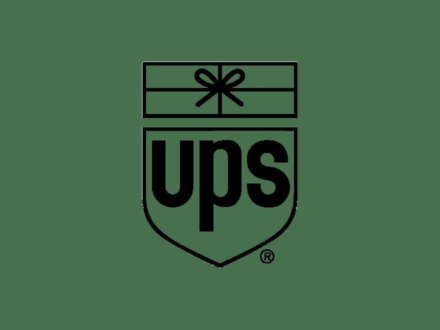 UPS original Logo 1961 Iconic Logo