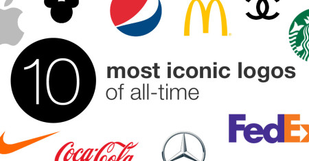 The 10 Most Iconic Logos of All-Time