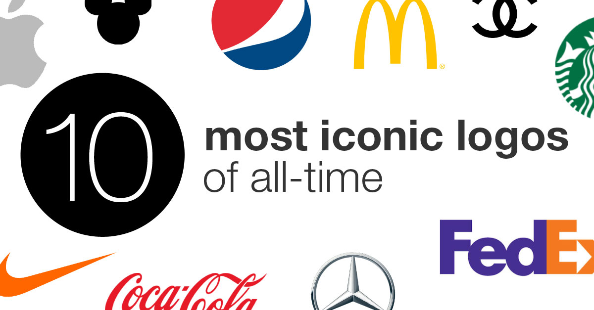 Analyzing The 10 Most Iconic Popular Logos Of All Time 2019 Update