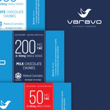 Varavo Packaging Design