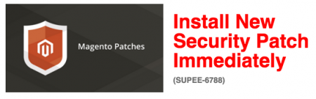 Magento Security Patch (SUPEE-6788)