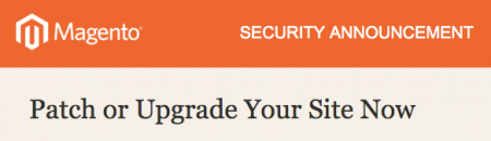 Critical Magento Notice: Install These Patches Now (SUPEE-7405 and SUPEE-7616)