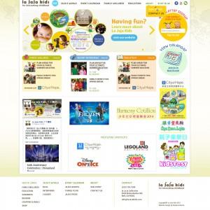 lajaja kids desktop view 2