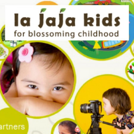 lajaja kids blog integration portfolio