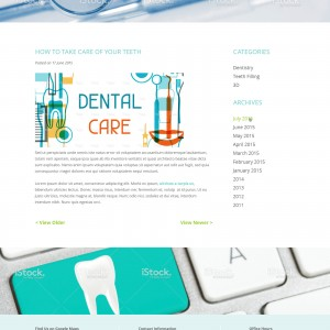 digital dental homepage