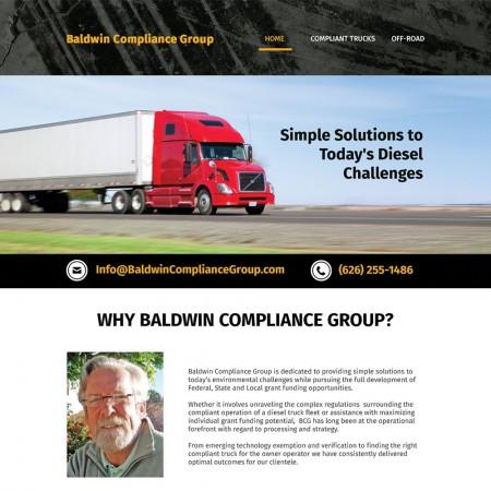 baldwin compliance desktop home
