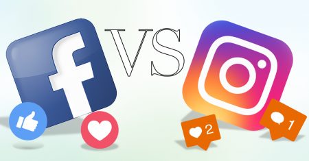 Facebook Advertising vs  Instagram Advertising [2019 Update] - Ready