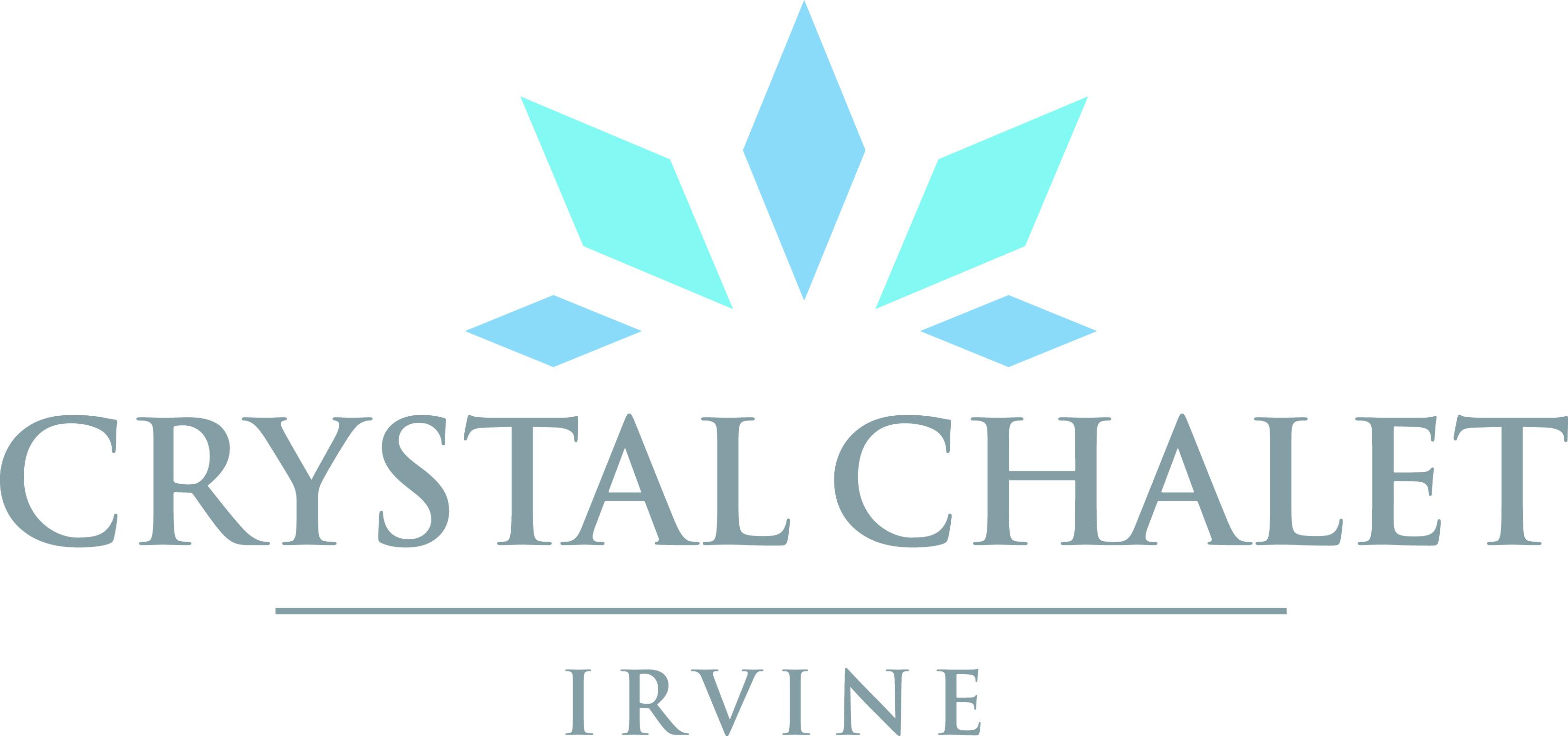 Crystal Chalet Logo Design