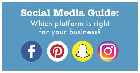 Social Media Guide: Which Platform is Right for your Business?