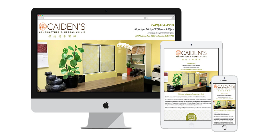 Caiden Acupuncture and Herbal Clinic